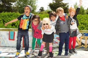 Bambini e moda