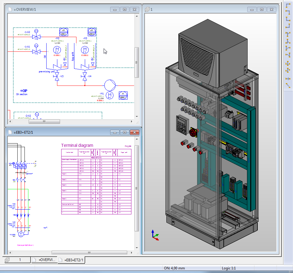 Electrical Panel Drawing Software
