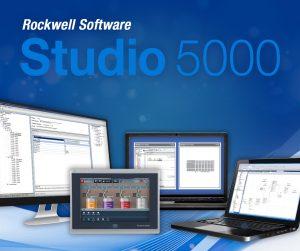 Rilasciata la nuova versione di Studio 5000 Rockwell Software