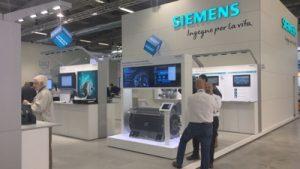 Siemens Italia a SPS 2018