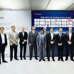 Testbed OPC UA Huawei