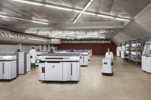Digital Manufacturing: tutte le novità in casa HP