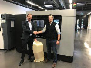 Bombardier Transportation sceglie la stampante 3D Stratasys F900