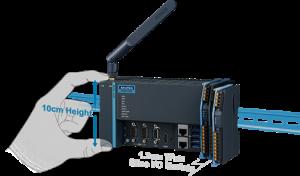 Advantech presenta WISE-5000 EtherCAT Slice I/O e Controller