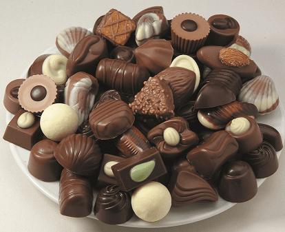 Cioccolatini sempre perfetti con l'RFID di Turck Banner