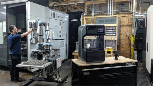 All Axis Robotics sceglie MakerBot METHOD