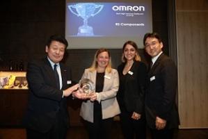 RS Components nominata Best High Service Distributor da Omron