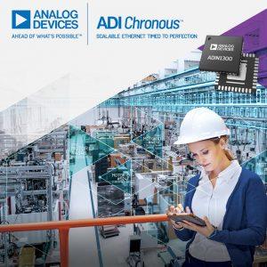 ADI presenta le nuove soluzioni con tecnologia PHY