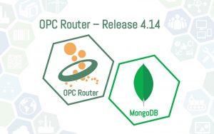 Industriesoftware rilascia la versione 4.14 di OPC Router