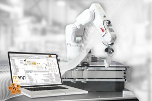 B&R integra i robot ABB nei propri sistemi di controllo