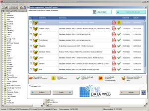 Database sempre aggiornato con SPAC Data Web