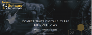 Competitività digitale: torna il Forum Software Industriale