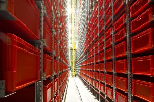 Bi-Esse: automazione del magazzino con Rockwell Automation