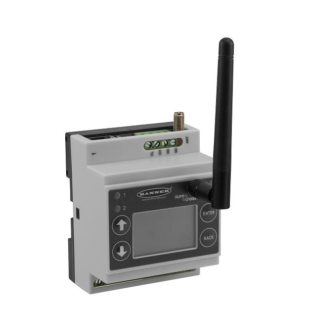 Il controller wireless DXM700 abilita l'IIoT