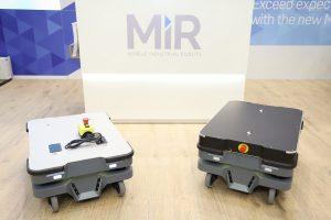 MiR rivoluzione l'intralogistica con MiR250