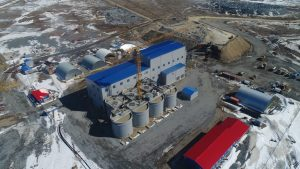 Kazakhaltyn JSC: 14 tonnellate d'oro dagli scarti minerari