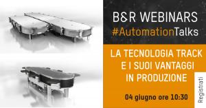 Continuano gli Automation Talks B&R