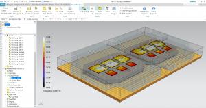 Simcenter FLOEFD: simulazione più rapida e sicura
