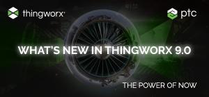 ThingWorx 9.0, la nuova versione della piattaforma IIoT