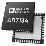 Analog Devices presenta il nuovo ADC Alias-Free AD7134