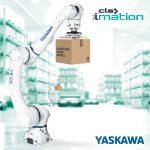 CLS iMation amplia l'offerta con i robot Motoman di Yaskawa