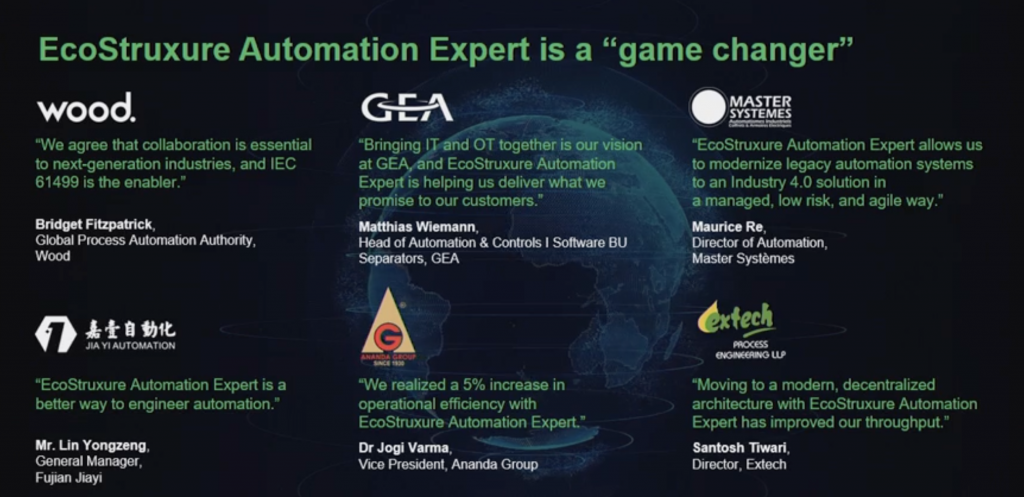 EcoStruxure Automation Expert: il primo passo verso l'automazione universale