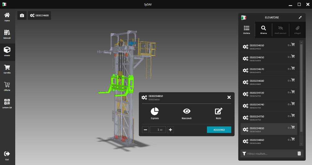 Cataloghi 3D e interattivi? SYS Suite è la soluzione